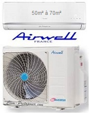 clim-airwell-AW-YHDL018-H91- AW-HDL018-N91